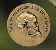 John Burroughs medal