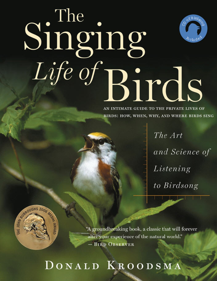 The Singing Life Of Birds Art And Science Listening To